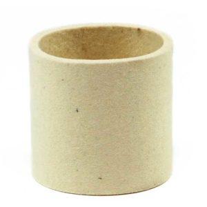 Brusni obroč FILC, izdelan iz finega merino filca, za hitro poliranje na visok sijaj, brez prask.