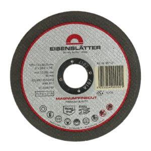 Rezalna plošča Eisenblätter MAGNUM® FINECUT, za rezanje cevi in profilov.