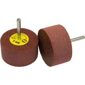 Čepki za mehko brušenje in čiščenje neželeznih kovin, aluminija in nerjavečih jekel.