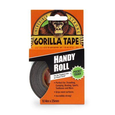 File lepilni trak gorilla tape 25mm x 9m handy roll