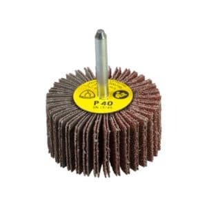 Lamelni brusni čepki za brušenje vseh vrst kovin in jekel, lesa in plastik.