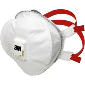 Respirator 3m 8835+ ffp3 - z izdihovalnim ventilom, za zaščito predi finim prehom ter trdimi in tekočimi delci.